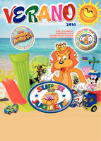 Ofertas de Super Juguete, Verano 2014: los peque precios