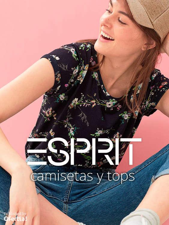 Ofertas de Esprit, Camisetas y Tops