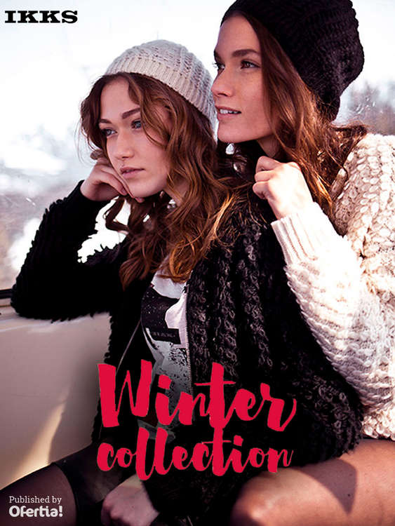 Ofertas de IKKS, Winter collection