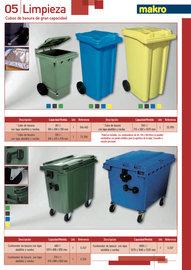 Plásticos y limpieza