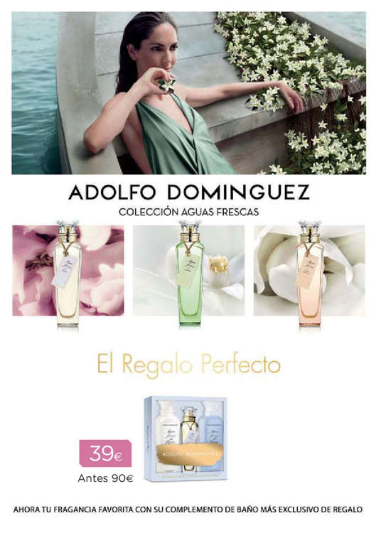Ofertas de El Corte Inglés, Las mejores ofertas de Belleza