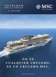 No es cualquier crucero, es un crucero MSC