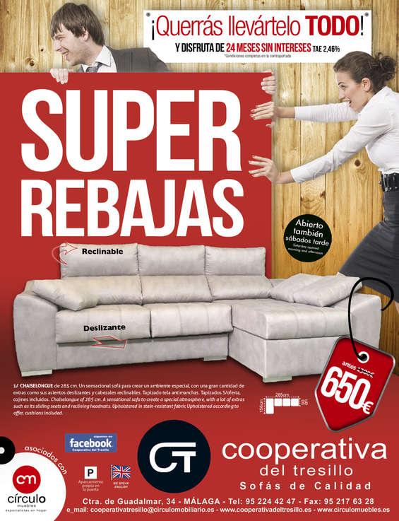 Tiendas c rculo muebles m laga horarios y direcciones for Ikea malaga telefono