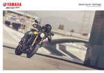 Ofertas de Yamaha, Gama Sport Heritage 2016