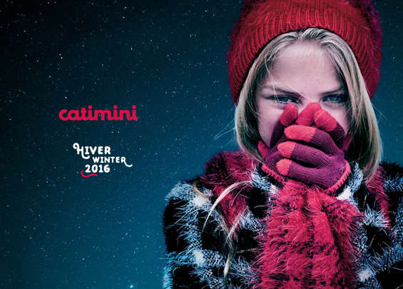 Ofertas de Catimini, Winter 2016