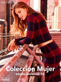 Colección Mujer. Otoño Invierno 16