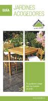 Ofertas de Leroy Merlin, Guía de jardines acogedores