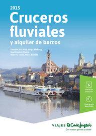 Cruceros fluviales 2015