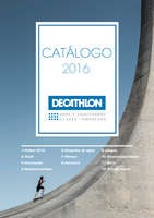 Ofertas de Decathlon, Catálogo 2016 Empresas