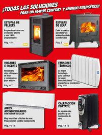 Ahorra en proyectos de calefacción
