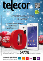 Ofertas de Telecor, Compartimos contigo la navidad
