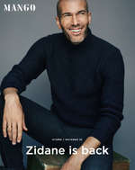 Ofertas de Mango Man, Zidane for Mango