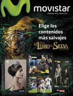 Ofertas de Movistar, Elige los contenidos más salvajes