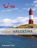 Ofertas de Viajes Cemo, Argentina