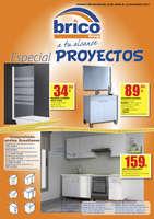 Ofertas de Bricogroup, Especial Proyectos