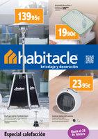 Ofertas de Habitacle, Especial Calefacción