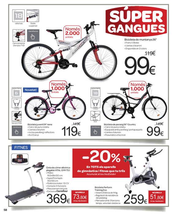 Ofertas de Carrefour, 2ª unitat a -50%