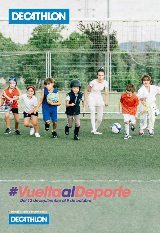 Ofertas de Decathlon, #Vuelta al deporte