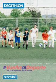 #Vuelta al deporte