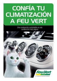 Confía tu climatización a Feu Vert