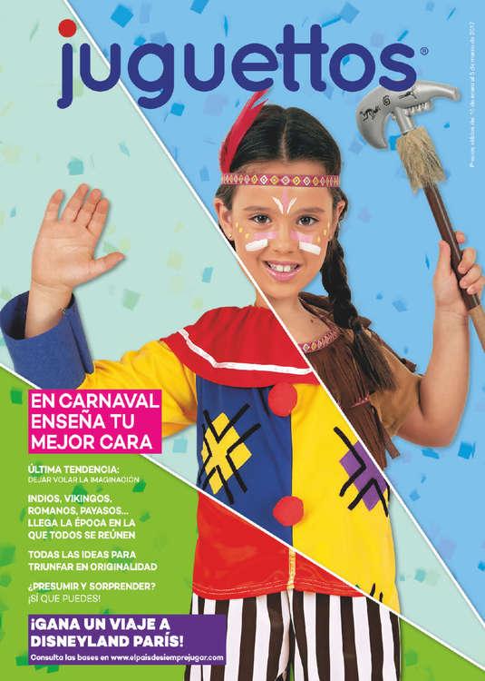 Ofertas de Juguettos, En carnaval enseña tu mejor cara