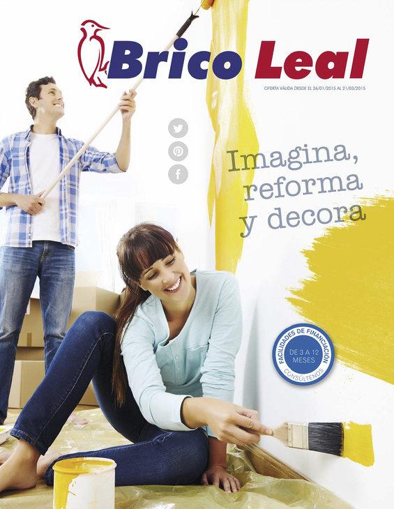 Ofertas de Bricocentro, Imagina, reforma y decora. Burgos.