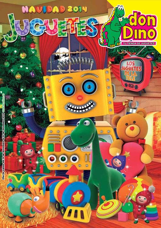 Ofertas de Don Dino, Navidad 2014