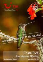 Ofertas de Linea Tours, Esencial Costa Rica