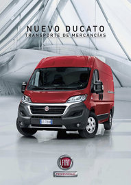 Nuevo Ducato. Transporte de mercancias.