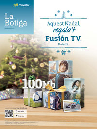 Aquest Nadal, regala't Fusión TV