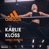 Karlie Kloss para Adidas