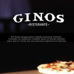 Ofertas de Ginos, Comida artesana italiana