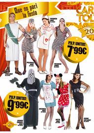 Comprar disfraz monstruo en barcelona disfraz monstruo - Halloween hipercor ...