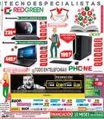 Ofertas de RedGreen, Tecnoespecialistas