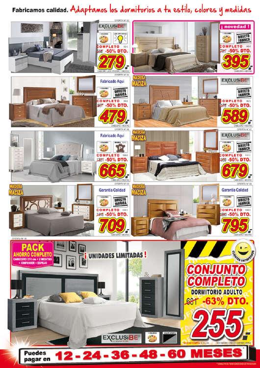 Comprar almacenaje dormitorio barato en vitoria gasteiz - Ofertas muebles boom ...