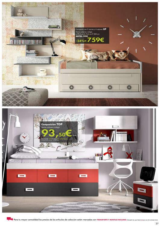 Comprar cama nido barato en madrid ofertia - Camino a casa outlet ...