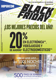 Hipercor Black Friday