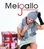 Ofertas de Meigallo, Otoño-Invierno 2015-16
