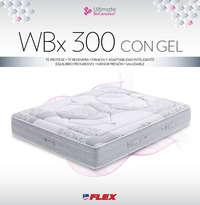 Colchón WBx con gel