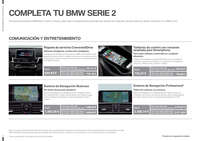 BMW Serie: Coupé y Cabrio