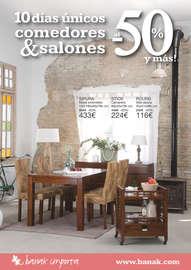 10 días únicos comedores & salones al -50% y más! - Málaga
