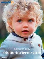 Ofertas de Mayoral, Colección Baby. Otoño-Invierno 2016