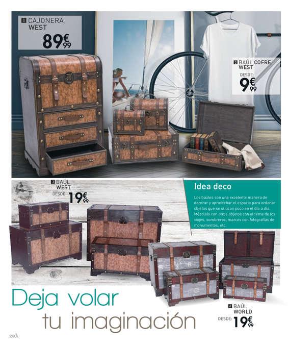 Comprar cajas de madera barato en sevilla ofertia - Conforama sevilla catalogo ...