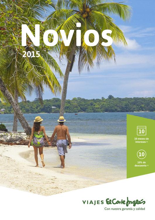 Ofertas de Viajes El Corte Inglés, Novios 2015