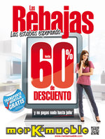 Ofertas de Merkamueble, Las Rebajas hasta un 60%