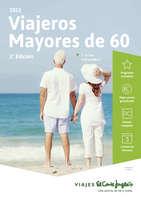 Ofertas de Viajes El Corte Inglés, Mayores 60