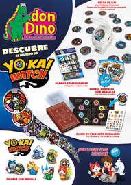 Decubre el mundo de Yo-kai Watch