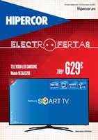 Ofertas de Hipercor, Electrofertas