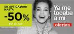 Ofertas de Óptica 2000, En Óptica 2000 hasta el -50%