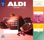 Ofertas de ALDI, Una temporada llena de color